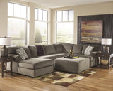 Jessa Place Chaise Sectional - Dune