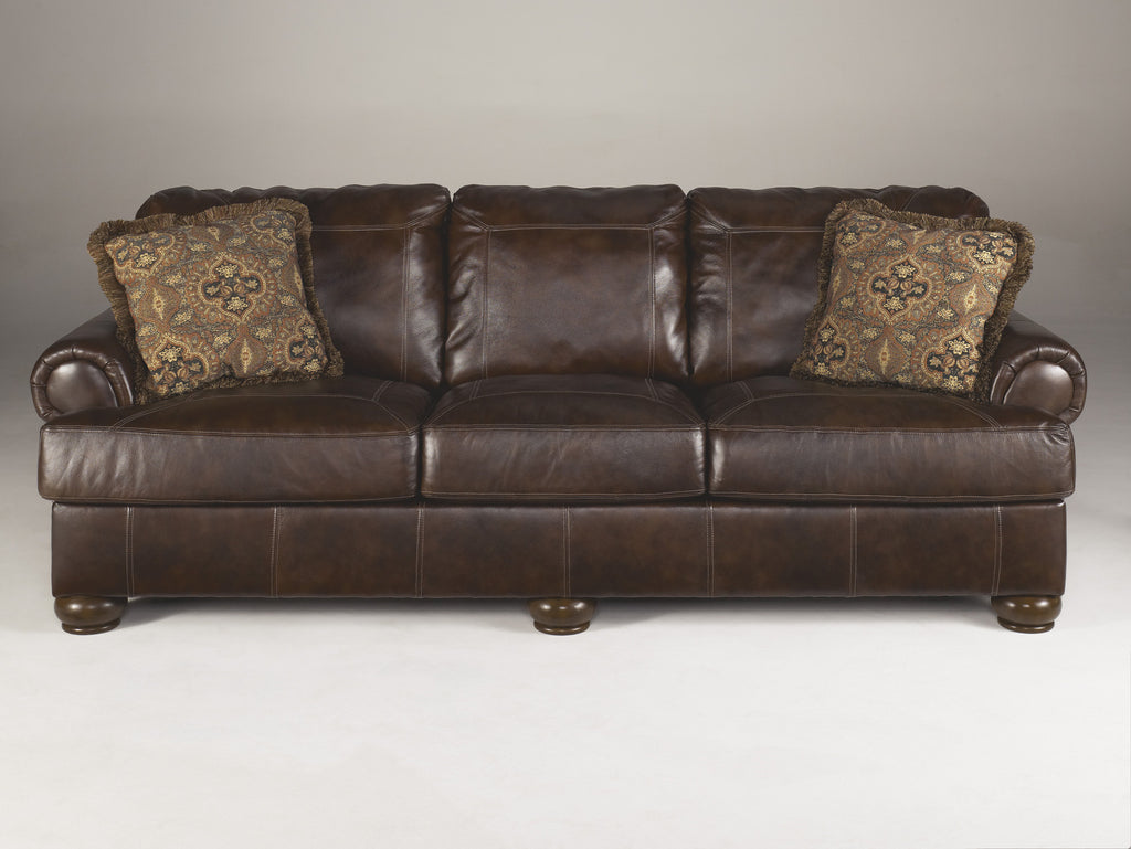 Axiom Sofa - Walnut