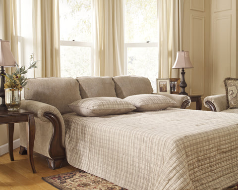 Lanett Queen Sofa Bed - Barley