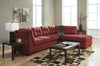 Maier Full Sofa Bed w/ Chaise - Sienna