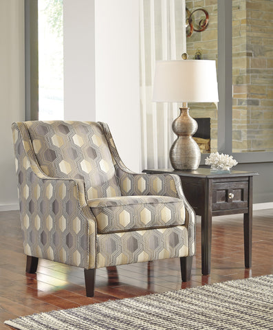Brielyn Accent Chair - Driftwood