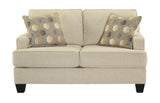 Brielyn Loveseat - Linen