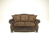 Fresco DuraBlend Loveseat - Antique