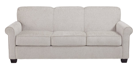 Cansler Full Sofa Bed - Pebble