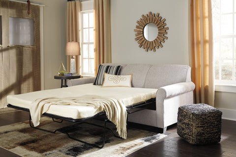 Cansler Queen Sofa Bed - Pebble