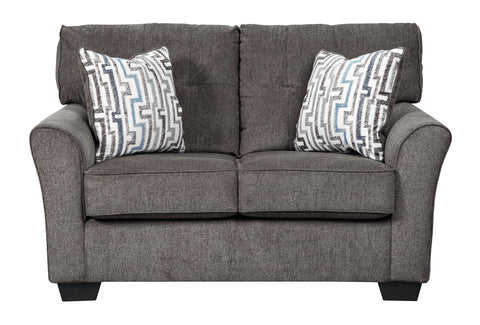 Alsen Loveseat - Granite