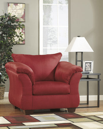 Darcy Chair - Salsa