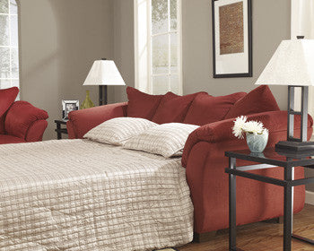 Darcy Sofa Bed - Salsa