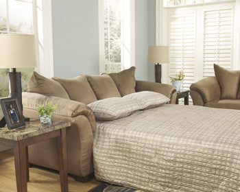 Darcy Sofa Bed - Mocha