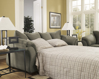Darcy Sofa Bed - Sage