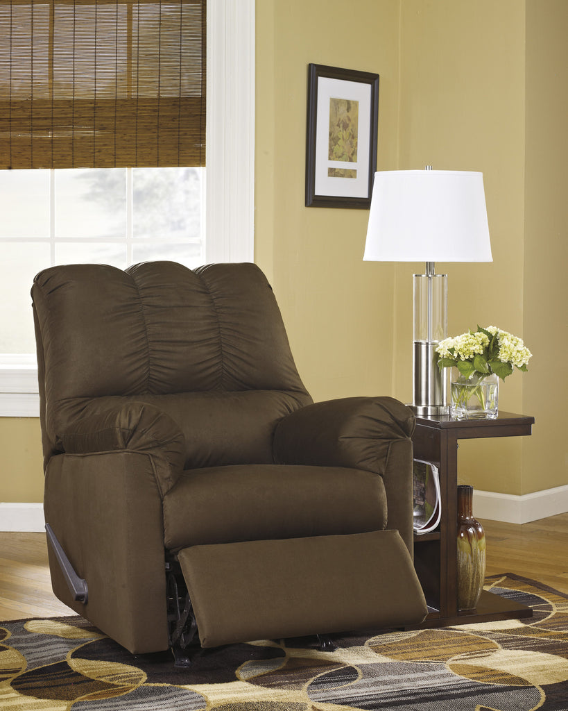 Darcy Recliner - Cafe