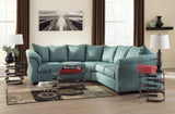 Darcy Sectional - Sky