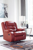 Vacherie Rocker Recliner - Salsa
