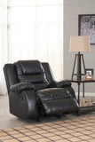 Vacherie Rocker Recliner - Black