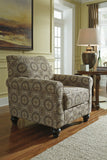 Breville Accent Chair - Burlap