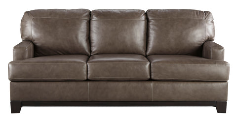 Derwood Sofa - Pewter