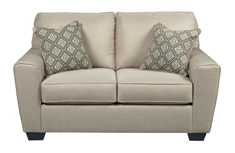 Calicho Loveseat - Ecru