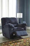Dailey Rocker Recliner - Midnight