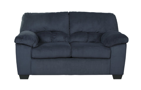 Dailey Loveseat - Midnight