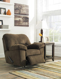 Dailey Rocker Recliner - Chocolate