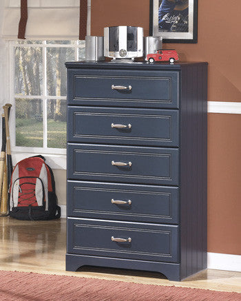 Leo Five Drawer Chest