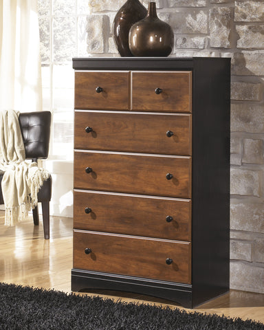 Aimwell Five Drawer Chest