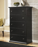 Maribel Five Drawer Chest