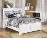 Bostwick Shoals Panel Bed Frame
