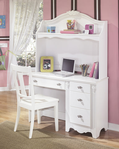 Exquisite Bedroom Desk Hutch