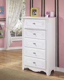 Exquisite Five Drawer Chest
