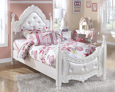 Exquisite Poster Bed Frame