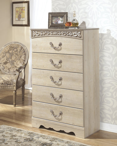 Catalina Five Drawer Chest