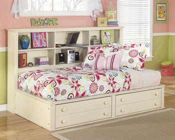 Cottage Retreat Youth Twin Storage Bed