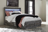 Baystorm Storage Bed