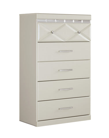 Dreamur Five Drawer Chest