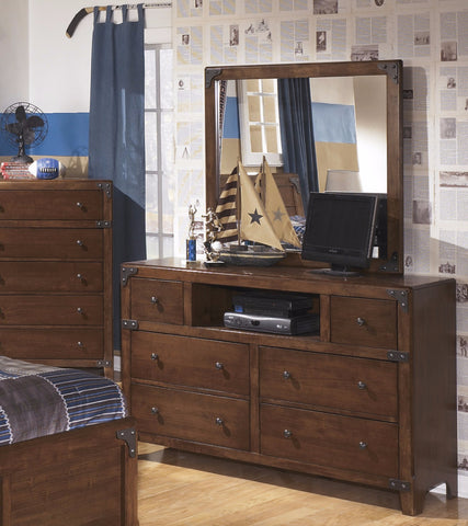 Delburne Bedroom Mirror