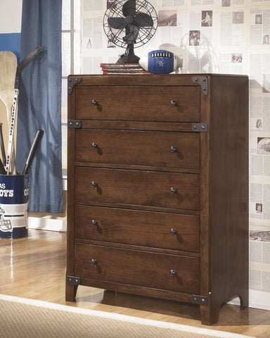 Delburne Chest