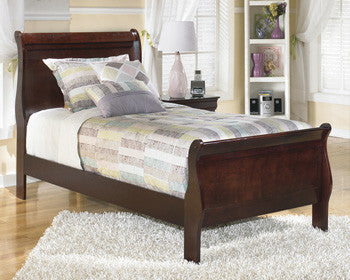 Alisdair Youth Sleigh Bed Frame