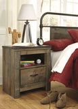 Trinell One Drawer Night Stand