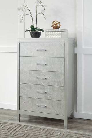 Olivet Five Drawer Chest