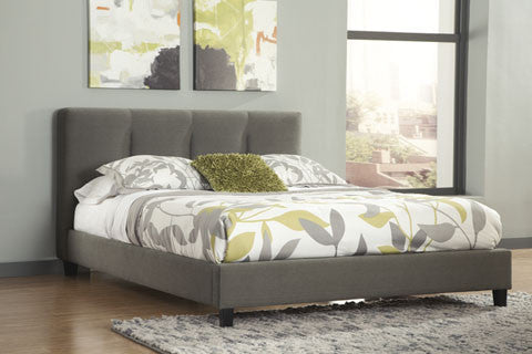 Masterton Upholstered Bed Frame
