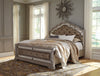 Birlanny Upholstered Panel Bed Frame