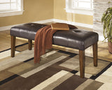 Lacey Large Upholstered Dining Room Bench