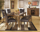 Lacey Rectangular Dining Value Set (6 pieces)