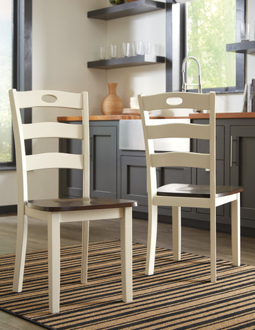 Woodanville Dining Room Side Chair (Set of 2)