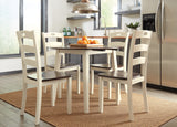 Woodanville Round Dining Value Set (5 pieces)
