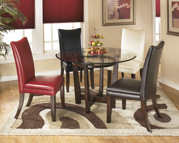 Charrell Round Dining Room Table