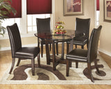 Charrell Round Dining Value Set (5 pieces)