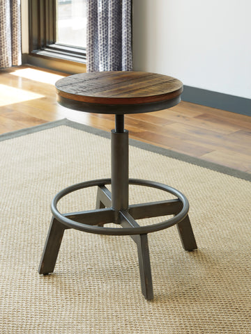 Torjin Adjustable Stool (Set of 2)
