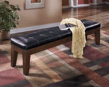 Larchmont Extra Large Upholstered Dining Room Bench